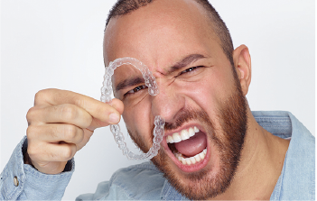 prawidłowe nawyki higieny jamy ustnej  podczas pandemii SARS-CoV-2